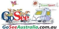 By George our GoSee TravelSmart Club Member Bumper Sticker hits Australia's roads