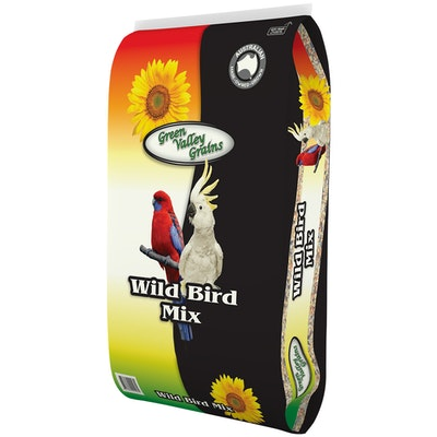 Green Valley Wild Bird Mix Natural Seed Food - 4 Sizes