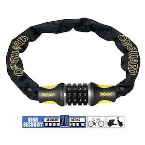OnGuard 8022C Mastiff Combo Chain Lock