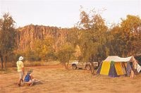 Winjana Gorge NP, off the Gibb River Rd, courtesy Tourism WA