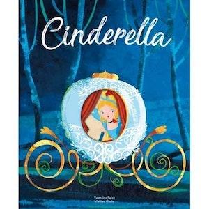 Sassi Junior Sassi - Cinderella Die Cut Book