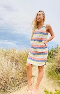 Gelati Stripe Dress