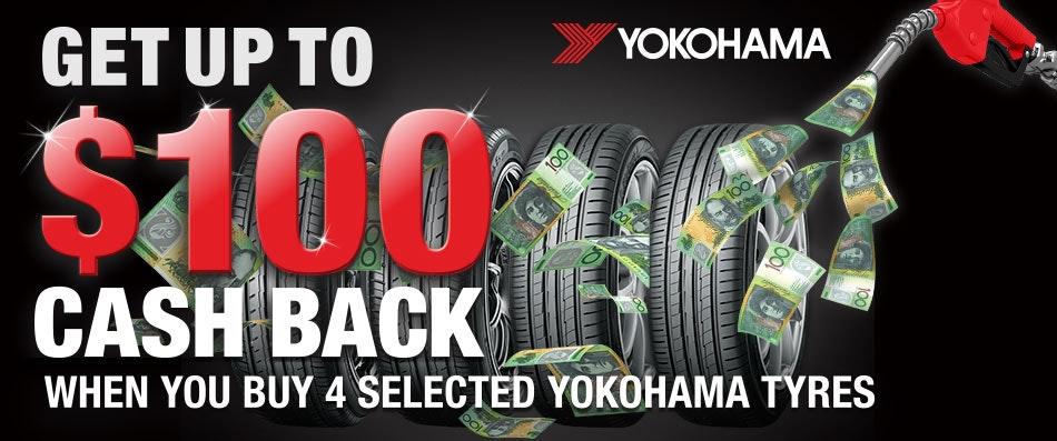 Yokohama Promotion | Bob Jane T-Marts