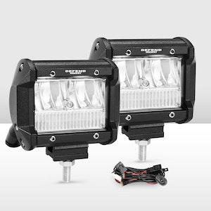 Pair 4inch CREE LED Work Lights