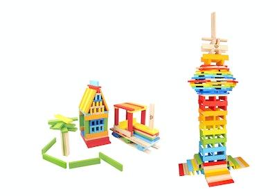 Tooky Toy CITY BLOCK - 150PCS