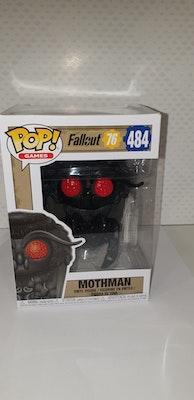 Mothman Pop vinyl from Fallout 76