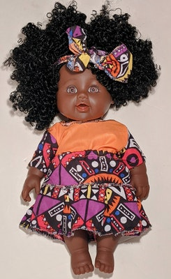 Designed by Florence Deja Ima Doll