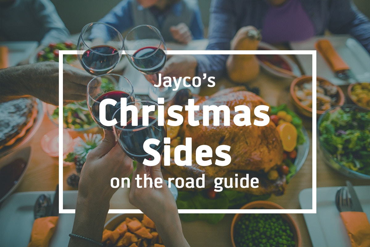 Christmas sides on the road