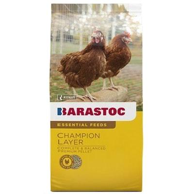 Barastoc Champion Layer Premium Pellet Chicken Laying Hen Production