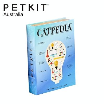 PETKIT CATPEDIA Scratcher Book - Blue