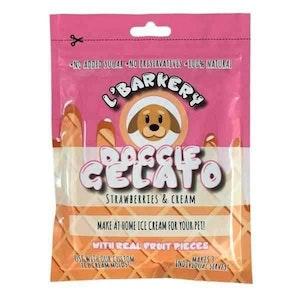 L'Barkery L'Barkery Doggie Gelato - Strawberry & Cream