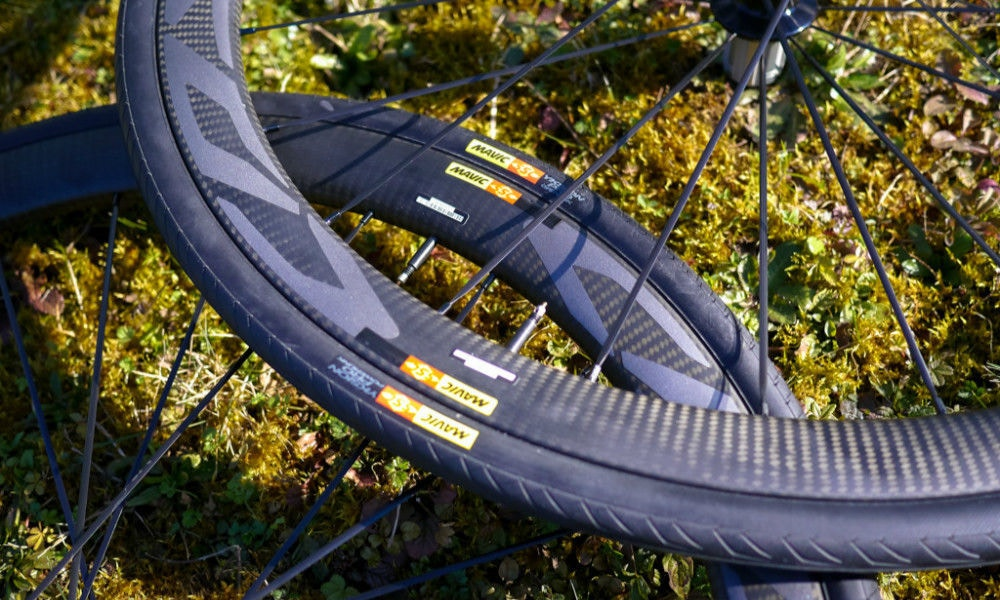 First-look at the new Mavic wheelsets
