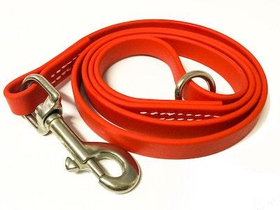 K9 PRO Syntek Leash Red