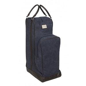 Lemieux Luxury Canvas Boot Bag