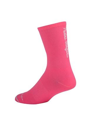 Pedal Mafia Sock - Flamingo Pink