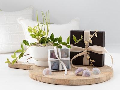 KHRUSTALЁVA Gift chocolate box - 9 pcs