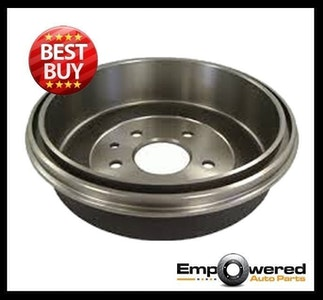 REAR BRAKE DRUM for Toyota Hilux & Hiace 2WD/4WD *270mm* 1989 on RDA1747 SINGLE