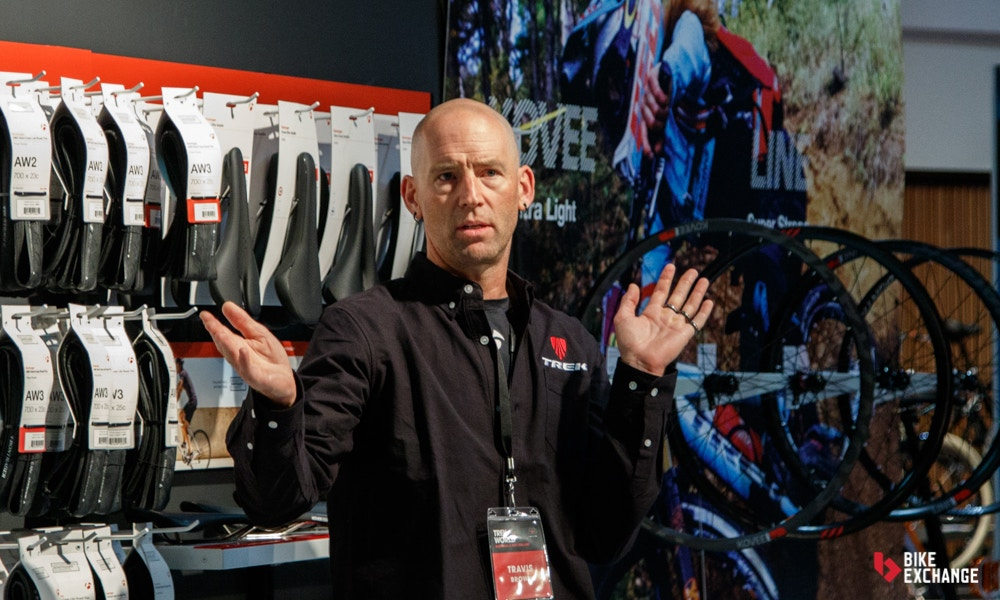 Interview: Trek's Travis Brown on the state of wheel dimensions