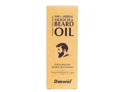 Deewal Beard Oil-100% Natural-Cold Pressed