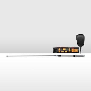 GME 5 Watt Super Compact UHF CB Radio Starter Kit