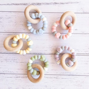 Cheeky Toes™ CHARMED Teether | PASTEL LOVE Collection