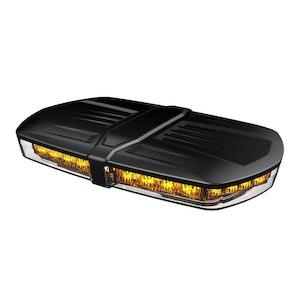 """LV 9"""" Amber LED Mini Bar Light Fixed Mount"""