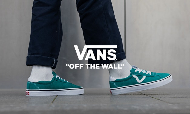 Shop Vans on Crèmm