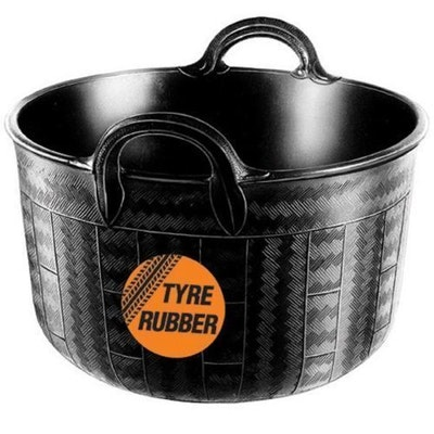 Tubtrugs NEW 30L Two Handle Feeder Tyre Rubber Durable Horse Feeder Pet Pony