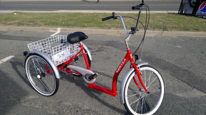 Adult Tricycle, Recumbent Bikes & Trikes