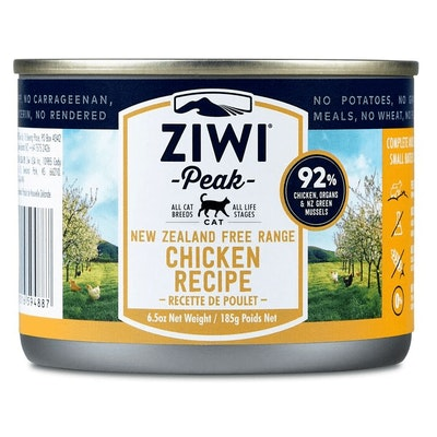ZiwiPeak Daily Cat Cuisine Chicken Wet Cat Food