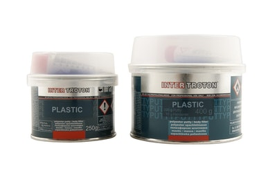 Plastic Fillers - 3 Sizes Available