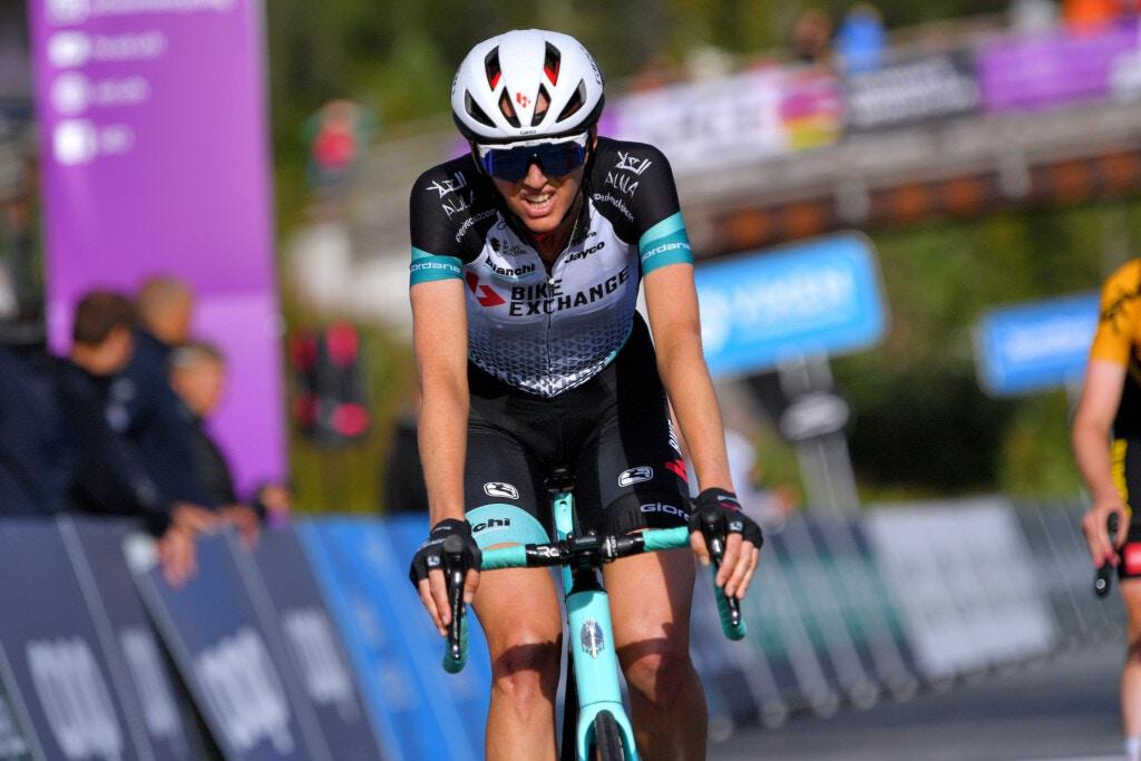 Kennedy se Sitúa de 12º en la Tercera Etapa del Tour de Noruega Femenino