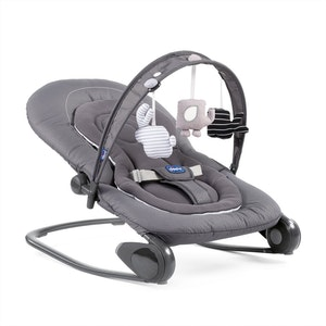 Chicco Rocker: Hoopla Rocker - Moon Grey