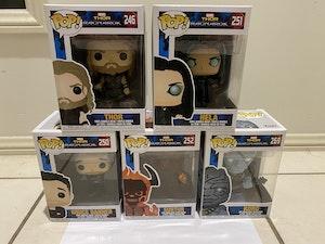 Thor Ragnarok Pop Bundle