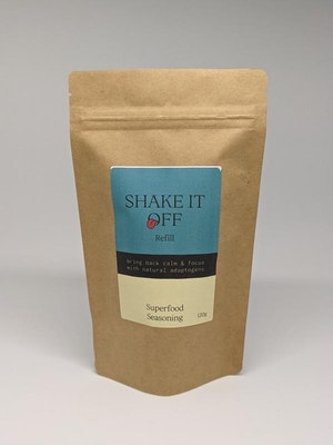 Flavour Pop Shake it Off Refill - Superfood Seasoning for Wellbeing 120g