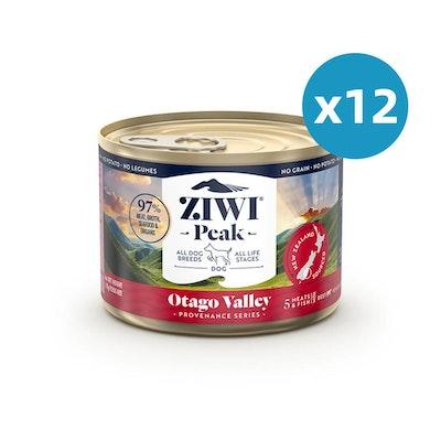 ZiwiPeak ZIWI Peak Provenance Canned Dog Food Otago Valley 170G X 12
