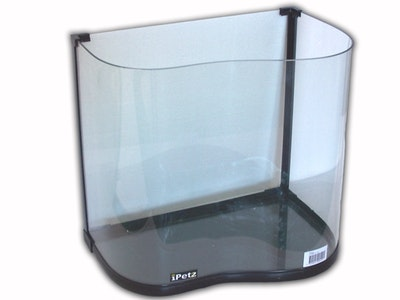 Ipetz Glass Tank B Style Small Wave Front