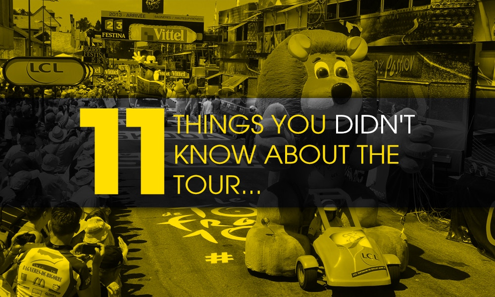 11 Quirky Facts about the Tour De France