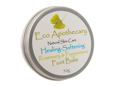 Eco Apothecary Healing, Softening, Rosemary and Peppermint Foot Balm