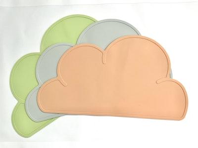 My Little Tummy Cloud Placemat