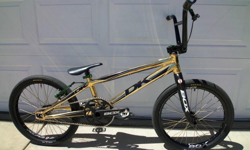 Caroline Buchanan's Custom Rio Ride