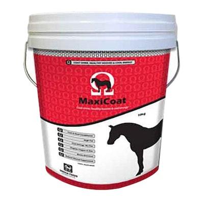 Omega Feeds Omega Maxi Coat Hoof & Coat Conditioner Horse Supplement 10kg