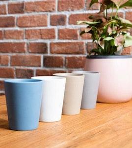 Latte cup Matte colour