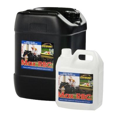 Staysound Max RBC Horses Vitamin & Iron Supplement - 3 Sizes
