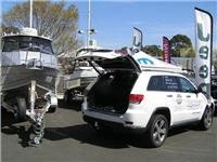 Jeep 3500kg  rated towing Melbourne Leisurefest Friday Oct 4 2013 095