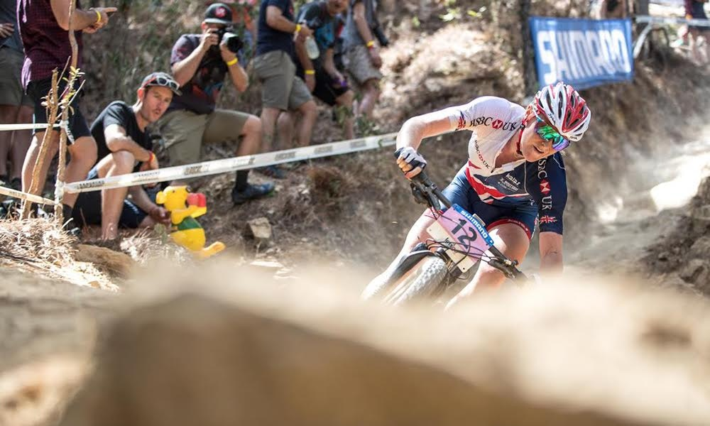 Annie Last Rides to Silver Medal Position at 2017 XC World Championships