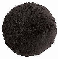 6'' Buff Pad Wool Black Click On Style Quick Release