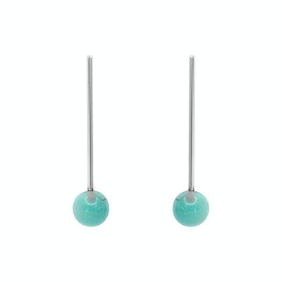 Global Sisters Shop Cleo Earrings 3.5cm drop