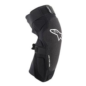 Alpinestars Vector Pro Knee Protectors Rp Black