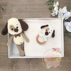 Baby Gift Set | Puppy